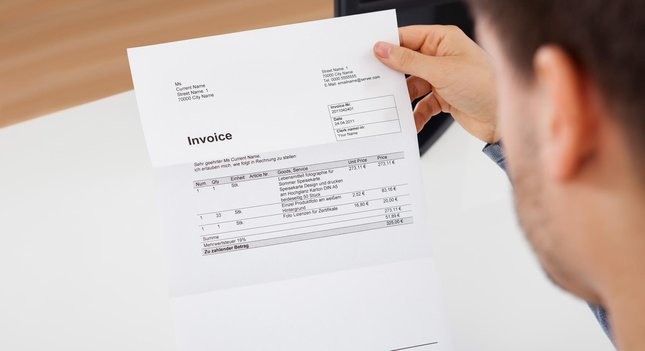 Zasady wystawiania e-faktur