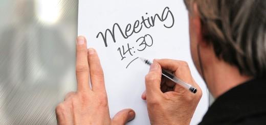 To warto wiedzieć o organizowaniu spotkań