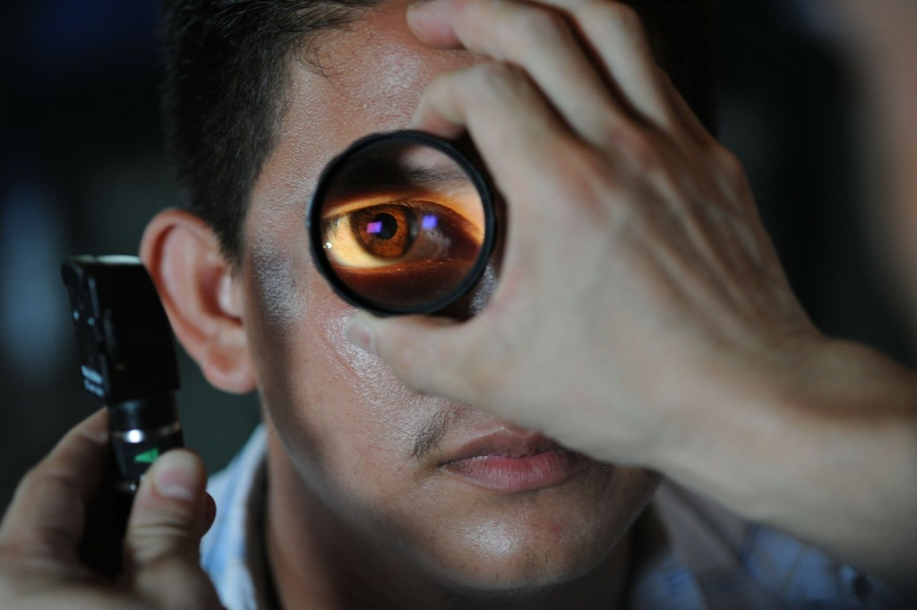 zdrowie freelancera - jak zadbać o oczy