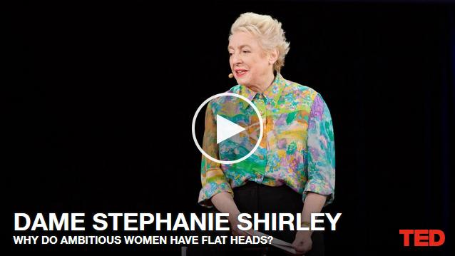 Dlaczego ambitne kobiety mają płaskie głowy?