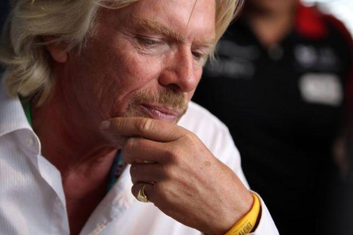 Co łączy Richarda Bransona z pracą zdalną?