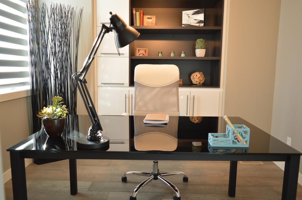 5 zdrowych wskazówek na organizacje domowego biura