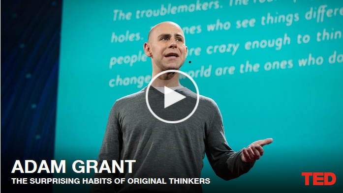 Zaskakujące zwyczaje kreatywnie myślących ludzi