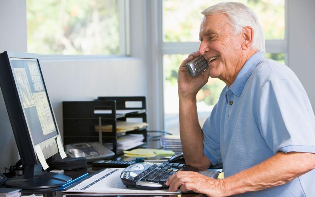 Jak emeryt może zacząć pracować w Internecie