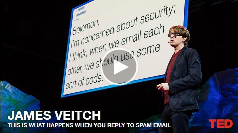 Co się dzieje, kiedy odpowiesz na spam