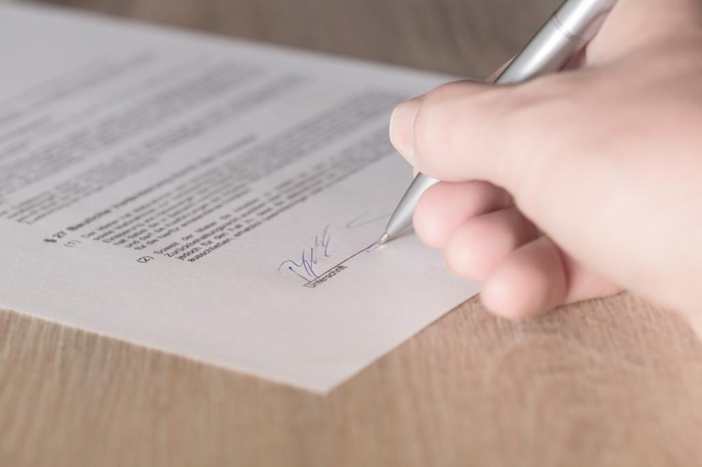 Kontrakt freelancera