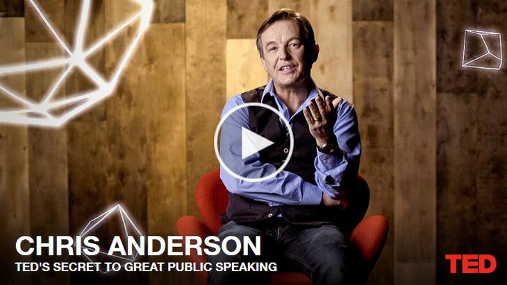 Najlepsze wystąpienia publiczne TED