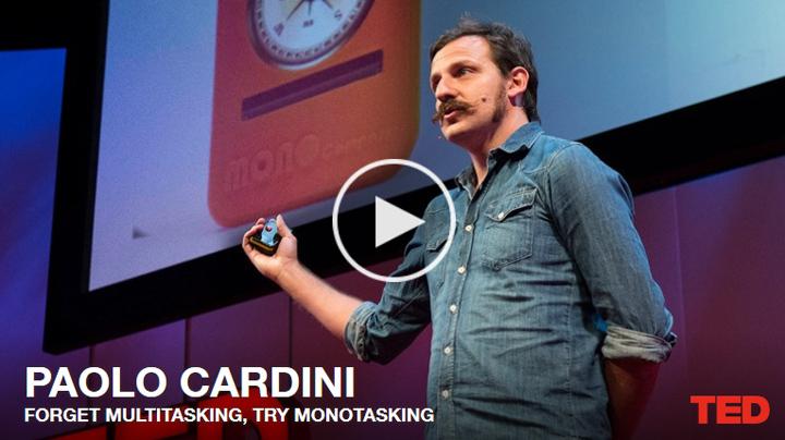 Zapomnij o multitaskingu, wypróbuj monotasking!