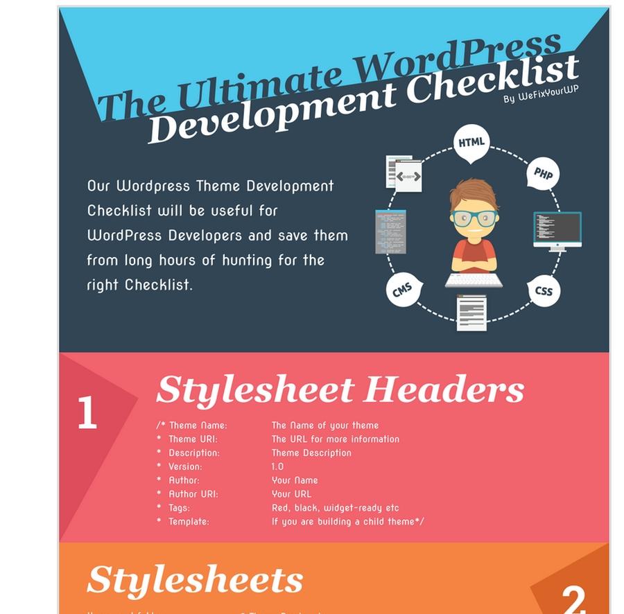 Ściągi dla programistów - kompendium WordPress