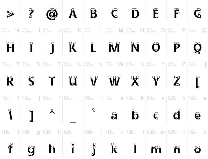Darmowe fonty świąteczne