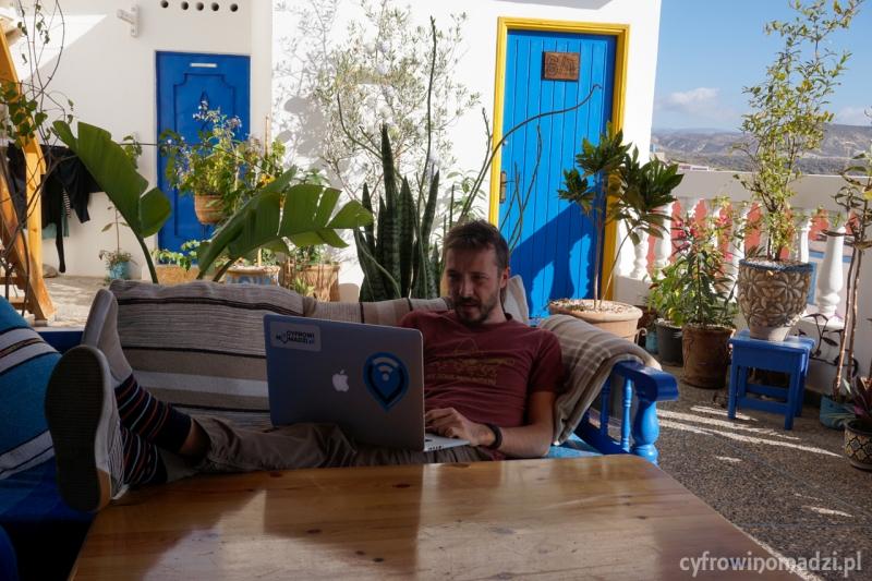 Cyfrowi Nomadzi o pracy zdalnej