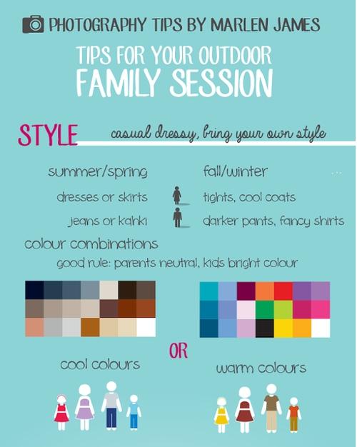 jak zrobić zdjęcie rodzinne - wskazówki dla fotografów