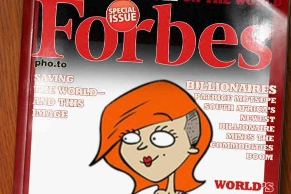 Mock upy okładek magazynów dla freelancerów