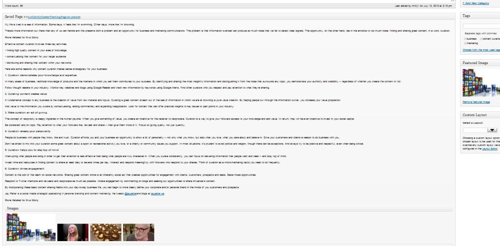 Wtyczka WordPress do śledzenia xródeł i tworzenia szkiców wpisów