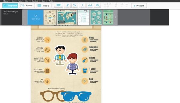 Infografiki dla blogerów i content managerów
