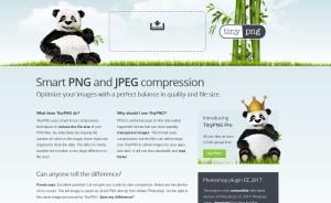 Optymalizacja zdjęc - aplikacje online