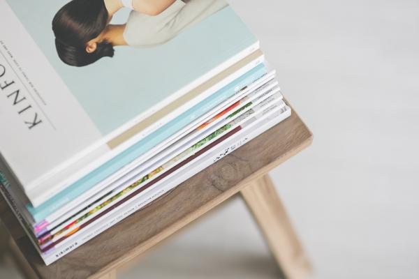 Mock-upy broszur dla freelancerów