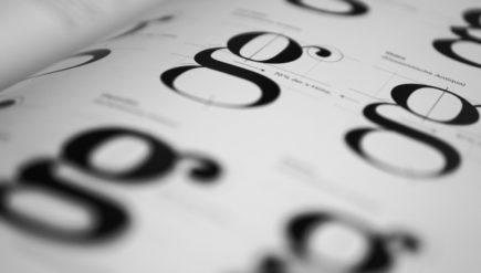 Kerning, tracking, justowanie i typografia dla projektantów