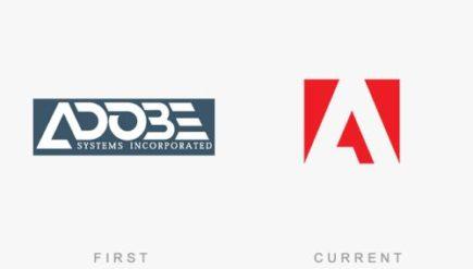 Redesign logo znanych marek