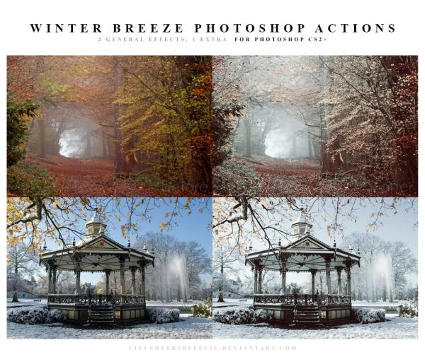 Akcje Photoshopa dla grafików i fotografów