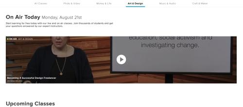 Nauka projektowania graficznego online