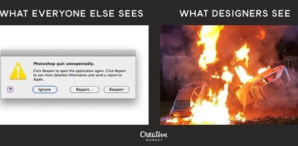 O grafikach i projektantach