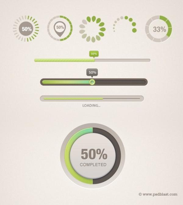 Darmowe pliki PSD infografiki dla freelancerów