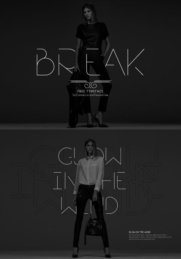 Darmowe fonty dla fotografów i grafików
