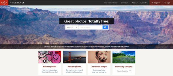 Najlepsze darmowe banki zdjęć dla freelancerów