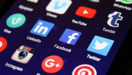 Najpopularniejsze typy contentu na facebook, twitter i pinterest