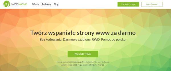 Nowości w kreatorze stron WebWave