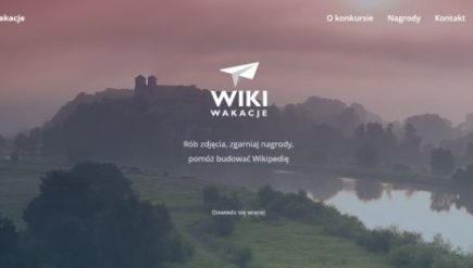 Konkurs Wikipedii dla fotografów i freelancerów