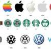 Jak zmieniają się logo znanych marek?