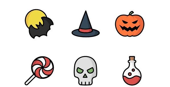 Freebies dla grafików na Halloween