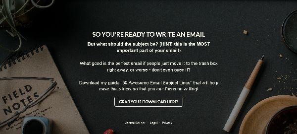 Świąteczne freebies dla copywriterów