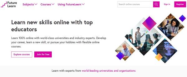 Darmowe kursy online z certyfikatem dla freelancerów - Future Learn