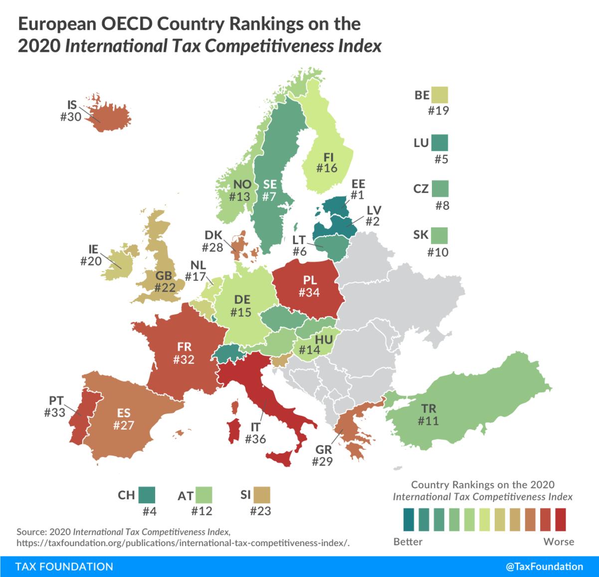 Indeks konkurecyjności podatkowej
